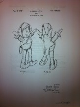 Elf Patent Drawing
